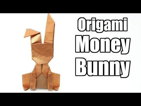Origami Money Bunny Jo Nakashima Crafting Money Origami