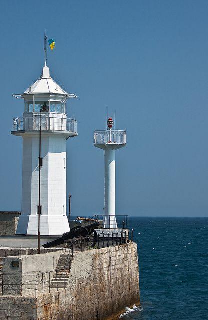 Yalta Harbor Light