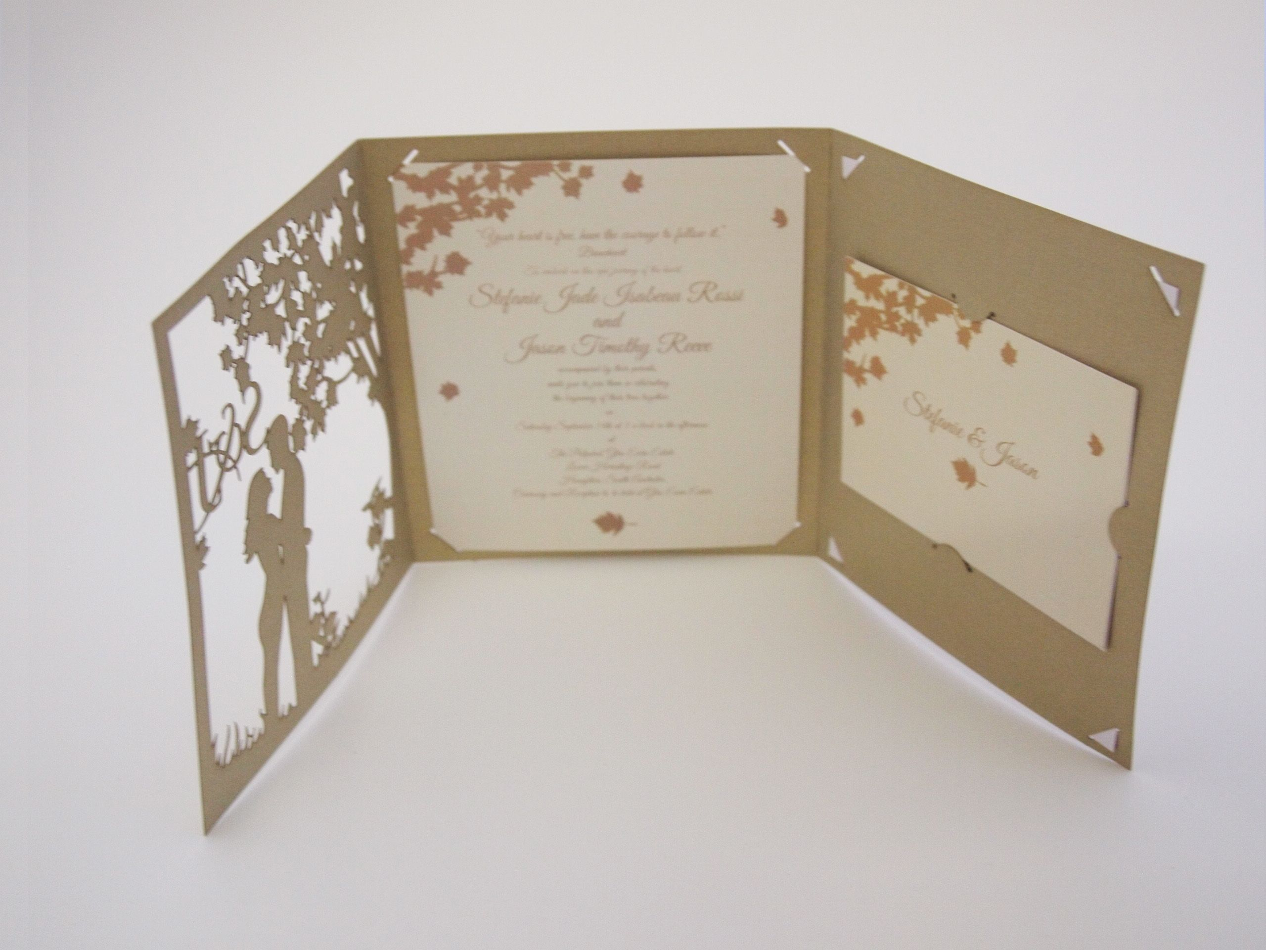 wedding invitation overlay booklet australia google With booklet wedding invitations australia