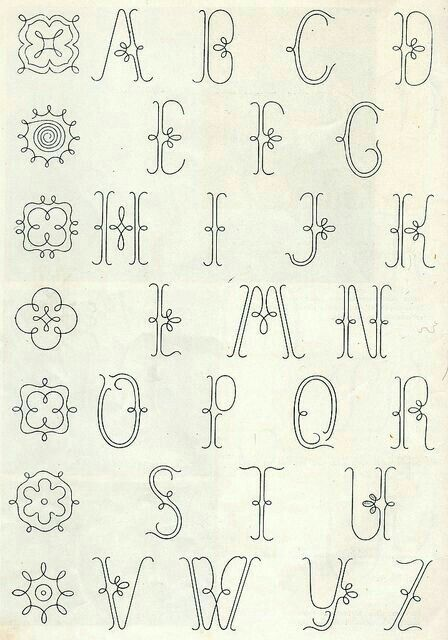 Pin By Sonia Boschetto On Lettere Alfabeto Pinterest