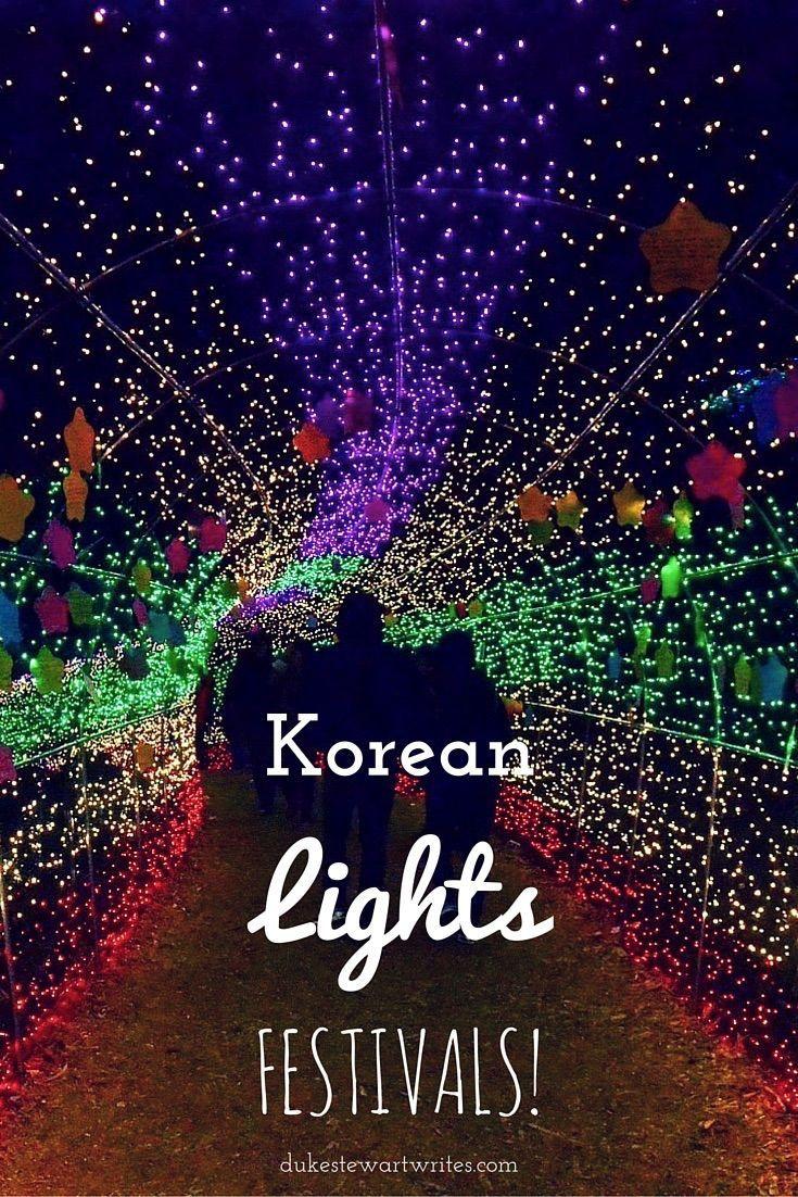 korean light festivals to revive your christmas spirit. Black Bedroom Furniture Sets. Home Design Ideas