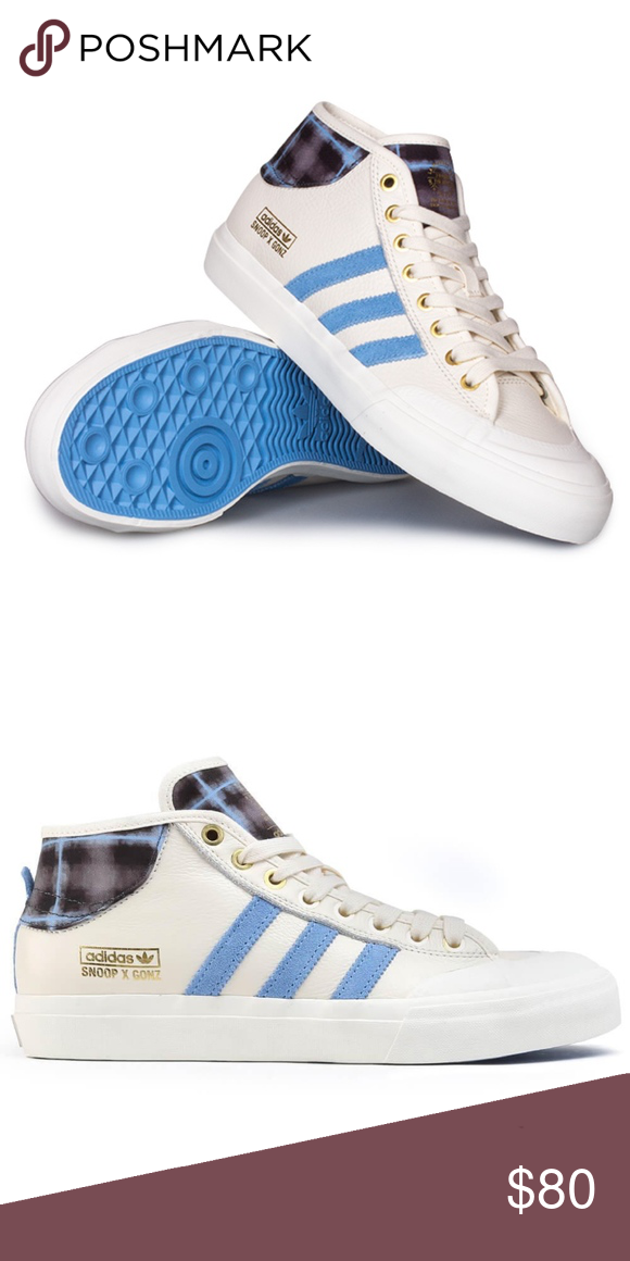 big sale 18048 e7611 Adidas Matchcourt Mid X Snoop X Gonz Shoe **Brand new in the original box