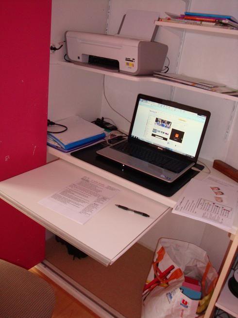 Suite Placard Bureau | Forum Bois | Idées Déco Rangement