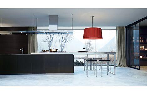 Exceptional Italian Kitchen Design By Poliform   Matrix Varenna Modern Kitchens