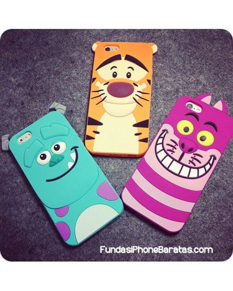 funda iphone 7 monstruos sa
