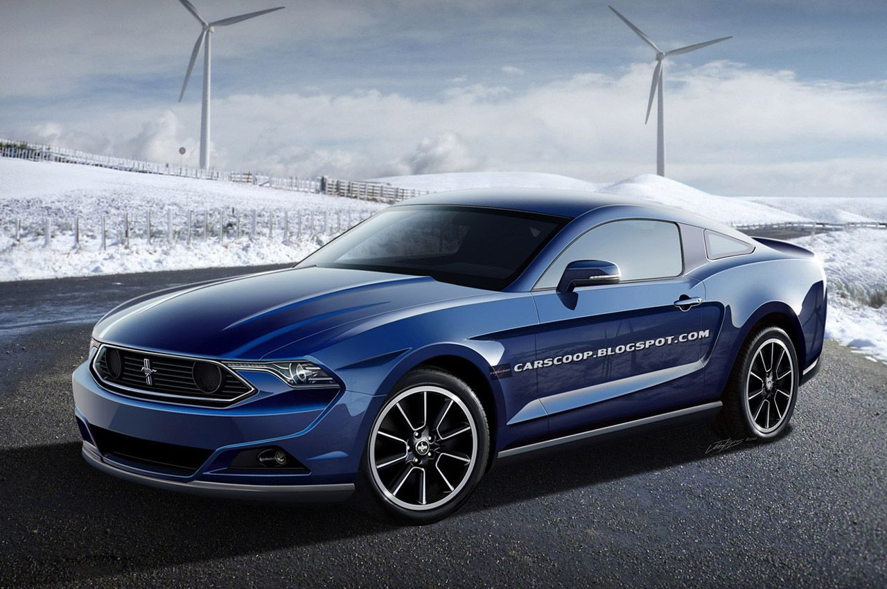 ford mustang 2015 | Is this the best looking 2015 Mustang rendering ...