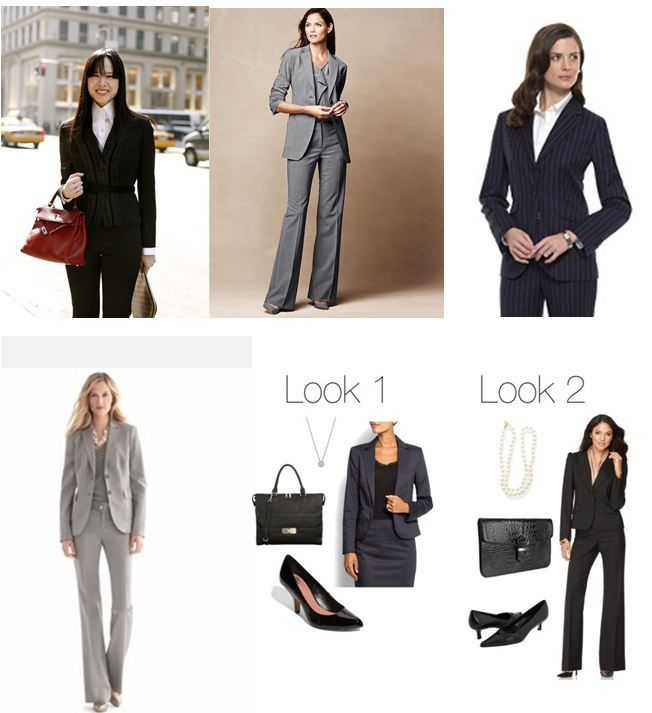What Should Women Wear To An Interview  Fashion Fridays -1174
