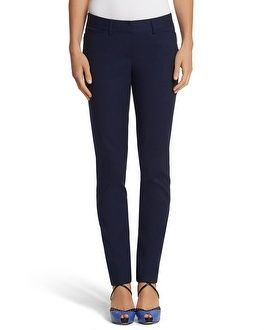The best-fitting pant I've ever owned. Amazing. White House | Black Market Perfect Form Pant #whbm