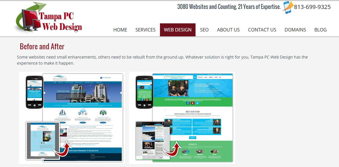 Tampapcwebdesign Provides The Affordable Website Design Packages We Are Serving For Last Two Dec Web Design Website Design Services Affordable Website Design