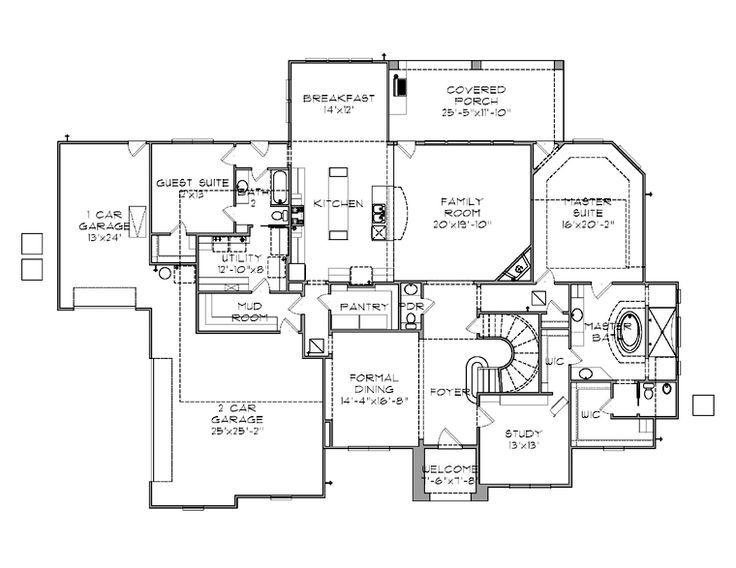 Floor Plans Secret Passageways Pinterest Pin 50302 Jpg 736 568 Floor Plans European House Plan European House