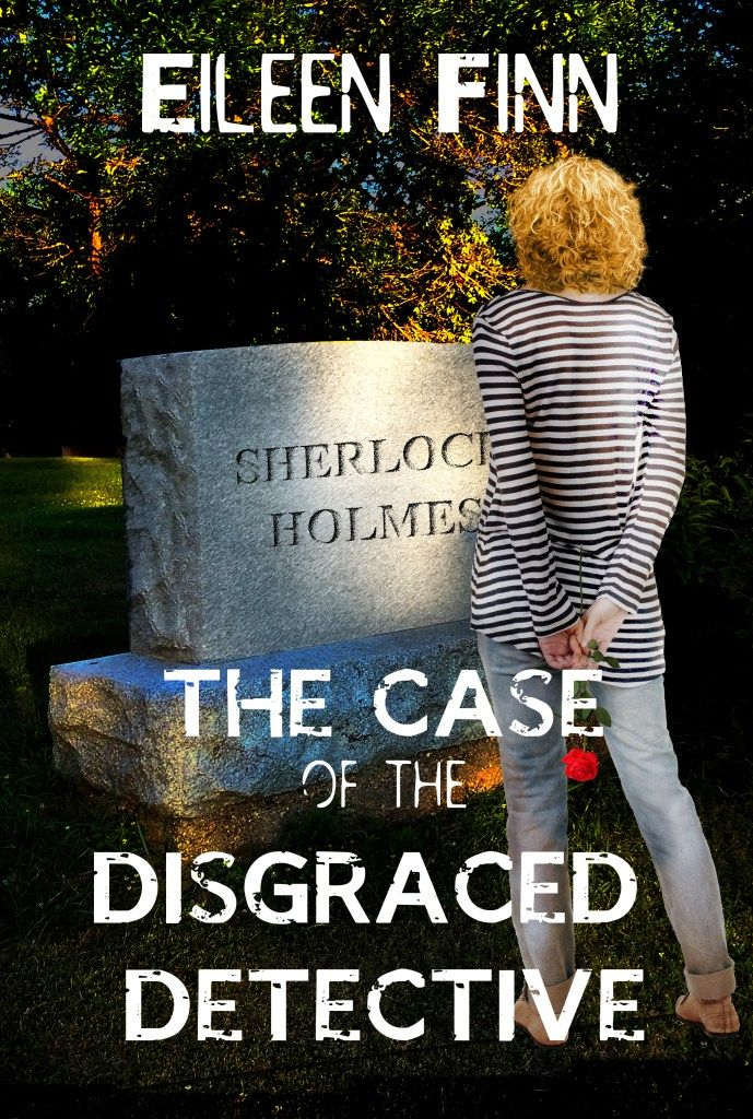 I am a sucker for a good Sherlock story, so I jumped at the chance to read The Case of the Disgraced Detective by Eileen Finn. This one is not a full novel, but rather a short 50 page or so.