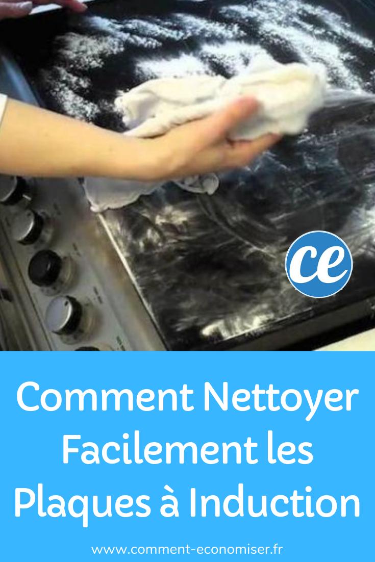 Produit Pour Nettoyer Vitroceramique comment nettoyer facilement les plaques à induction