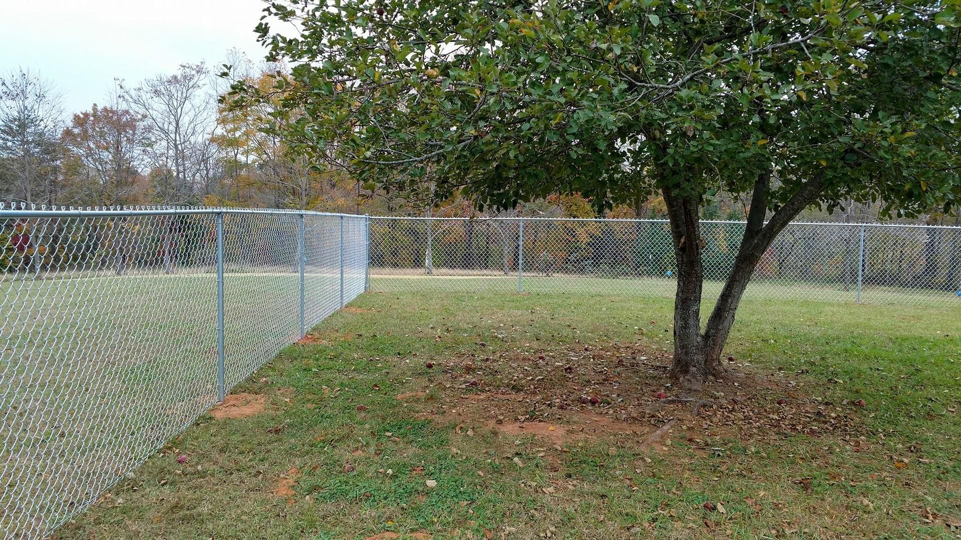 Pin By Holman Fence On Chain Link Fence Contractor Fence Chain Link Fence
