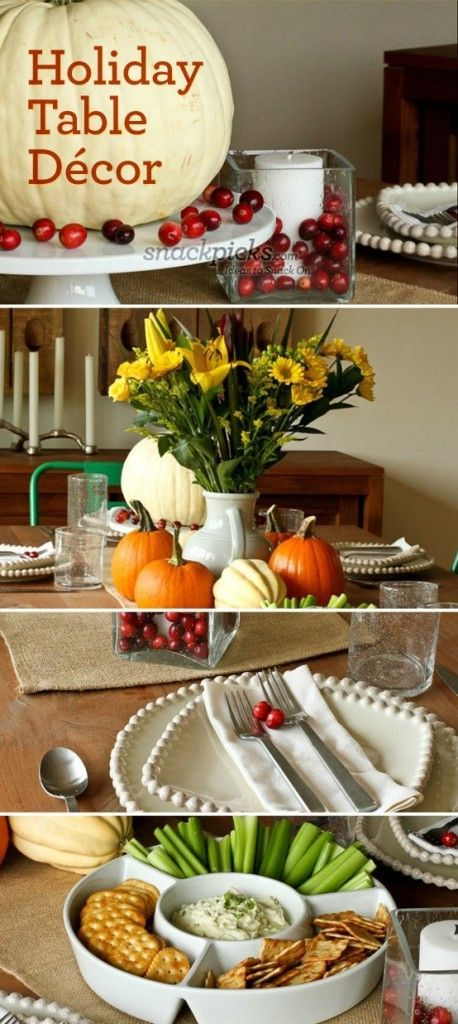 Thanksgiving Decoration Craft Ideas Arts and Crafts Pinterest