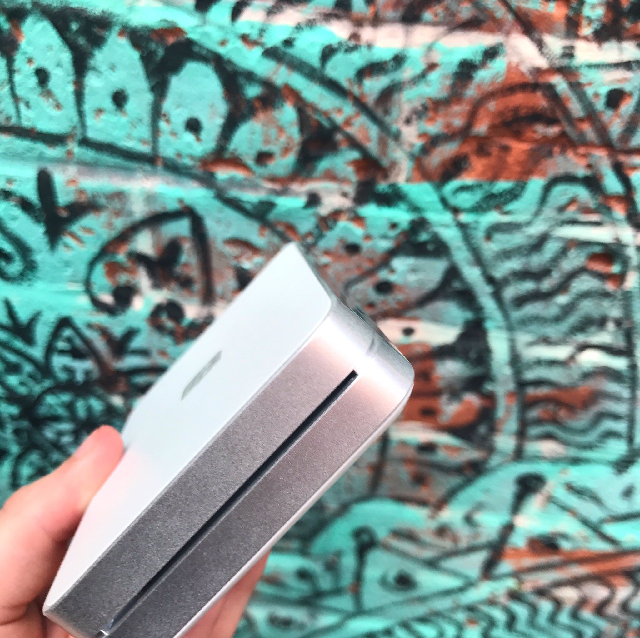 "Lifeprint on Twitter: ""Loving the vibes here 🙌🏻 #summerfun #lifeprint #graffiti #nyc #mobileprinter #instant #travel #creativelife https://t.co/lVktoRXzhr"""