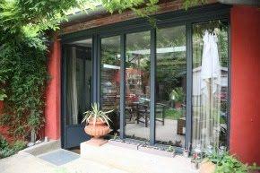 Baie Vitree Exterieure Facon Atelier D Artiste Agrandissement