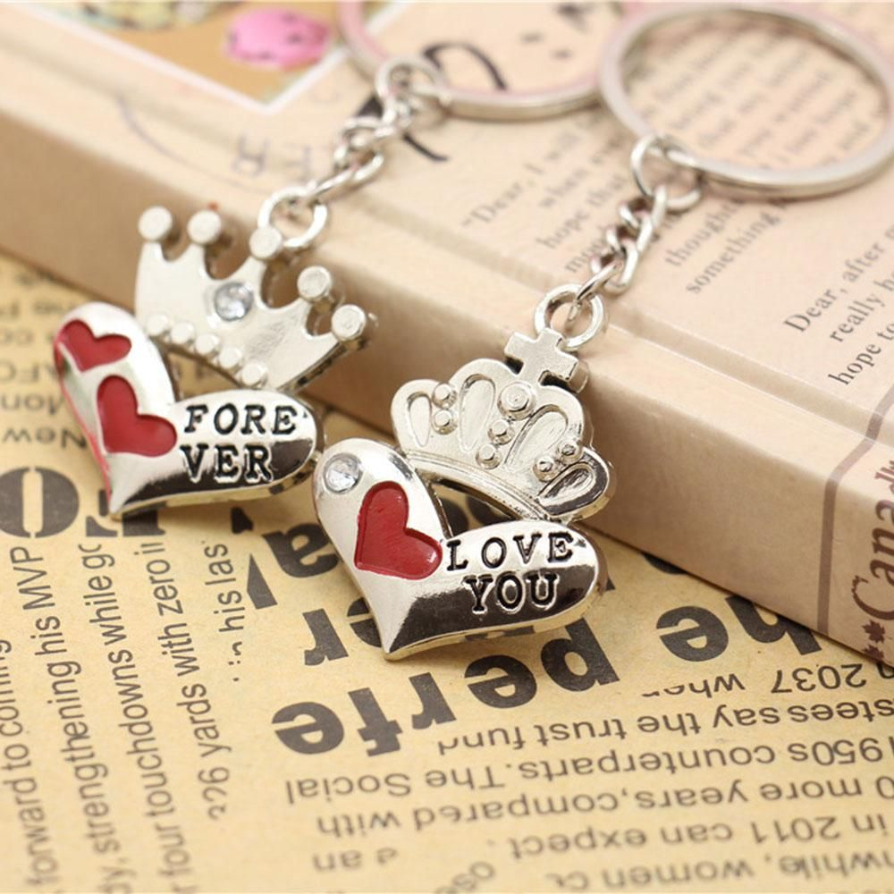 e90db80e67 Key Chain for couple! Best gift for your couple, romantic ideas! Key chain