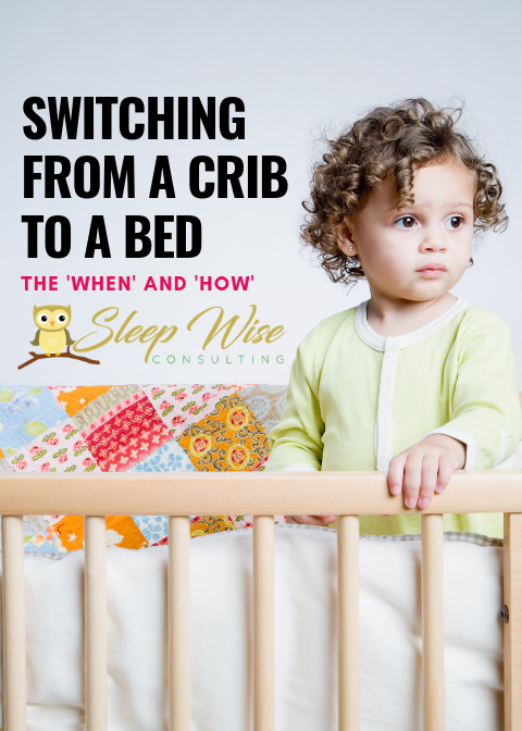 Switching From a Crib to a Bed | Big kid bed