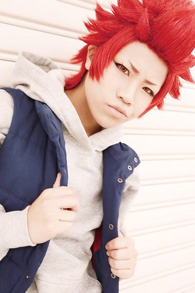 Eijiro Kirishima Cosplay Cosplay Things Cosplay Cosplay