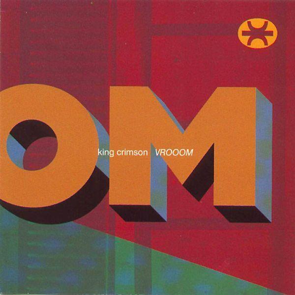 Resultado de imagen de King Crimson Vrooom