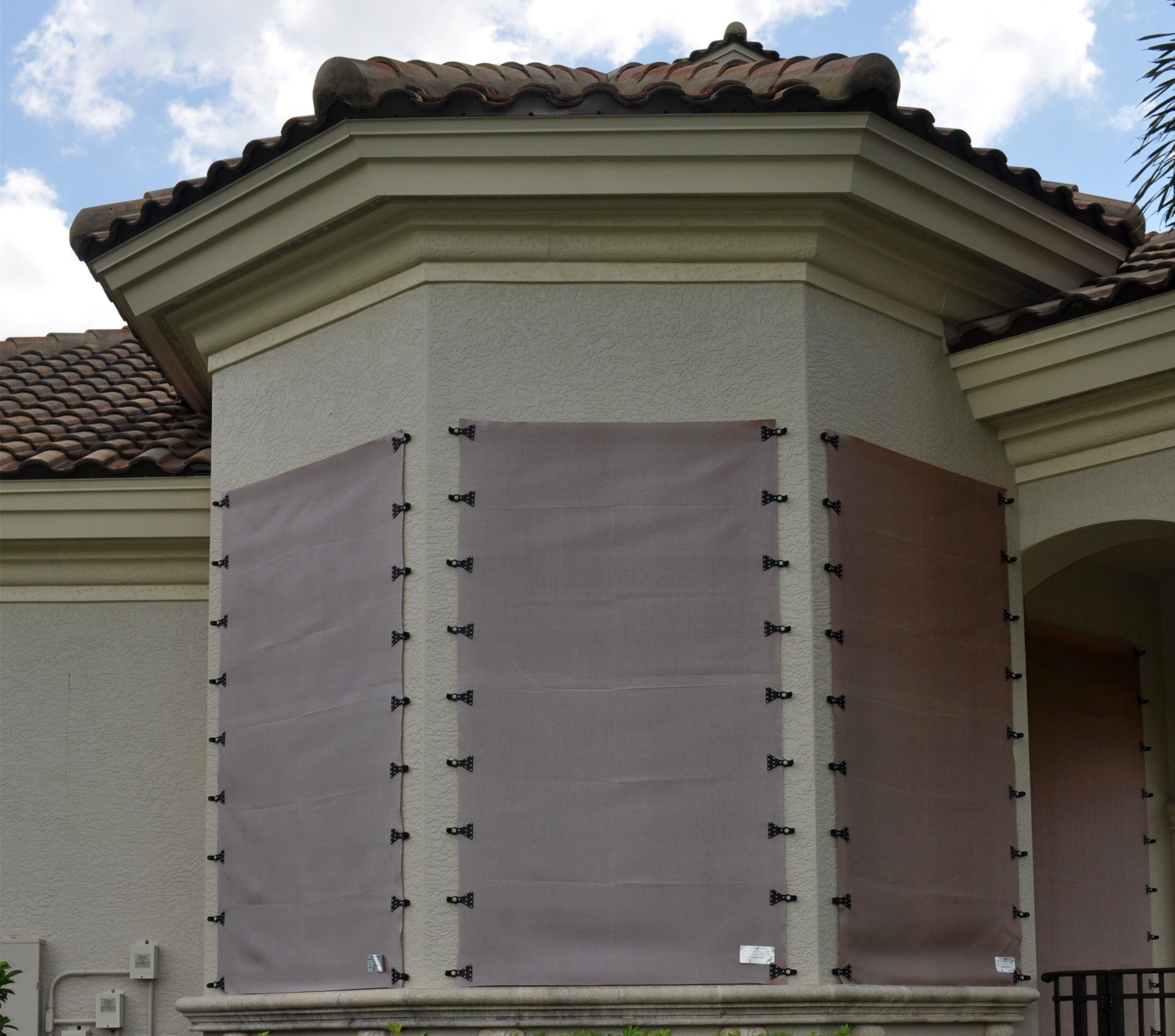 Hurricane Fabric Protection Shutters Storm Shutters Hurricane Panels Hurricane Windows Hurricane Panels Shutters