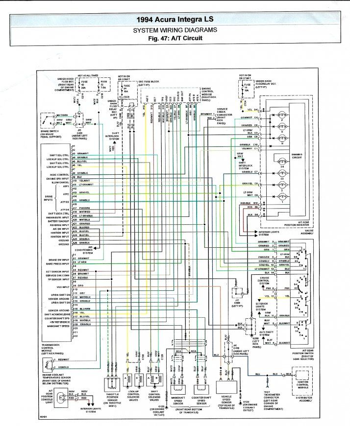 Obd1 Honda Wiring Diagram