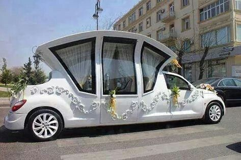 Cool Wedding Transportation