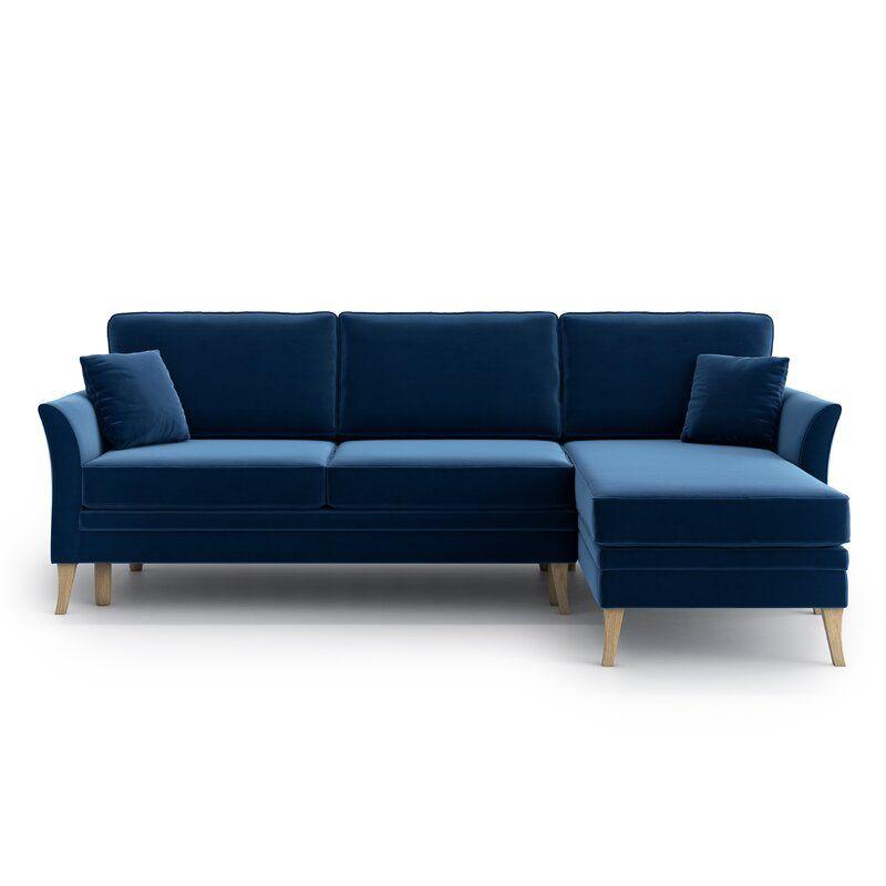 Mikado Living Essex Universal Reversible Sleeper Corner Sofa Bed Wayfair Co Uk In 2020 Corner Sofa Bed Corner Sofa Corner Sofa With Storage