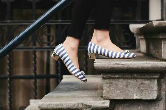 Ferragamo * Shoeinspiration * The Inner Interiorista