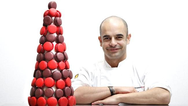 Birthday Cakes Zumbo ~ Adriano zumbo and his famouse croquembouche that everyone remembers