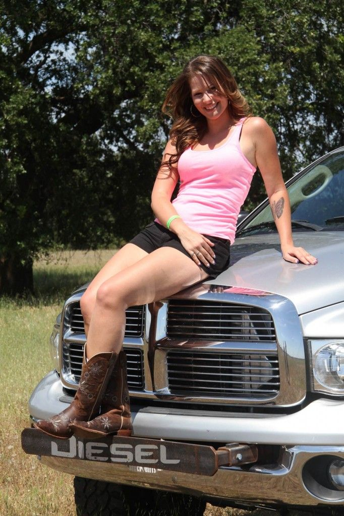 Cummins girls | trucks | Pinterest | Cummins girl, Cummins ...