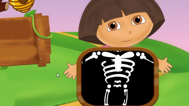 Dora La Exploradora - Dora Chequeando Sus Huesos - Juegos Gratis ...