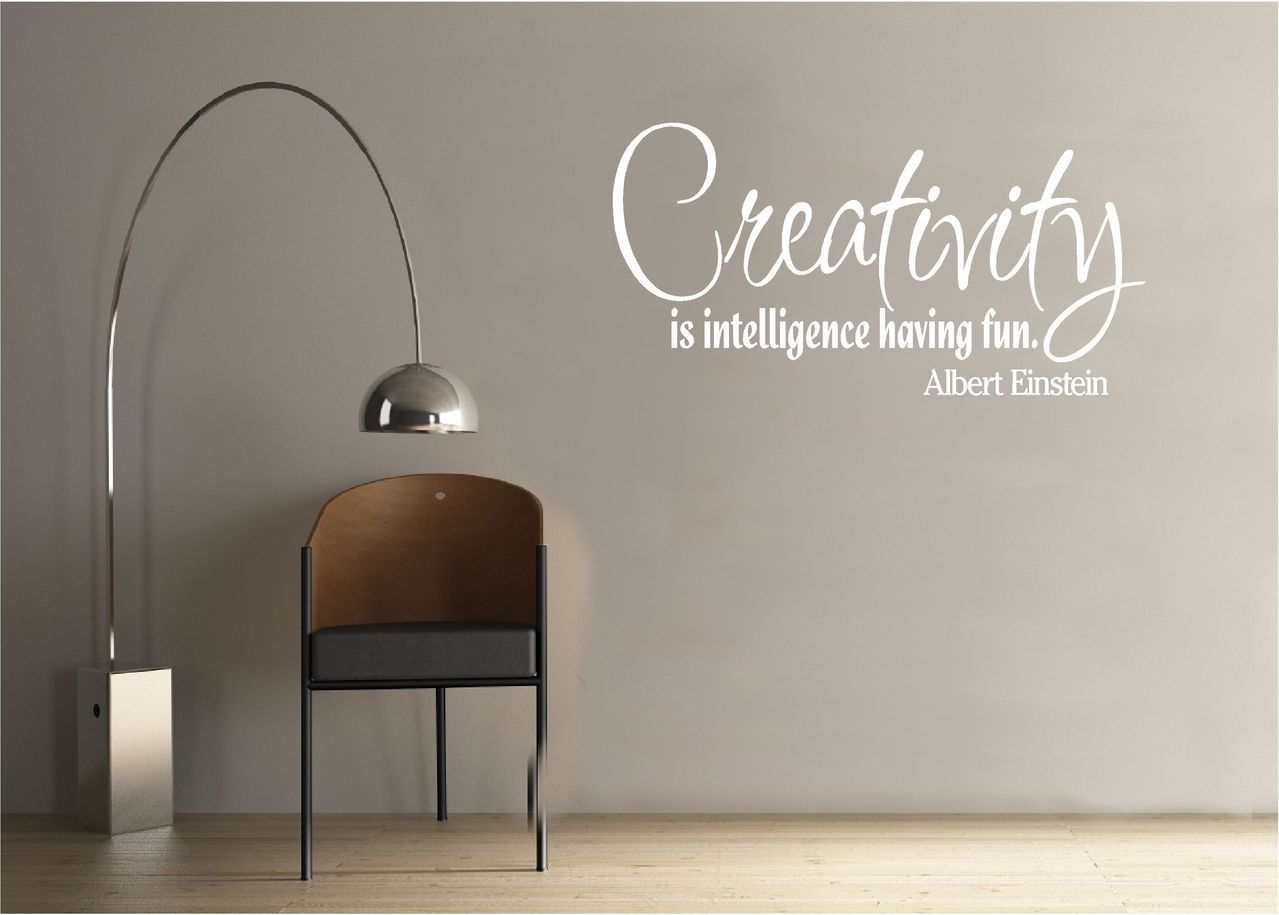 Pin By Indranee On Quotes Childhood And Creativity Letter Wall