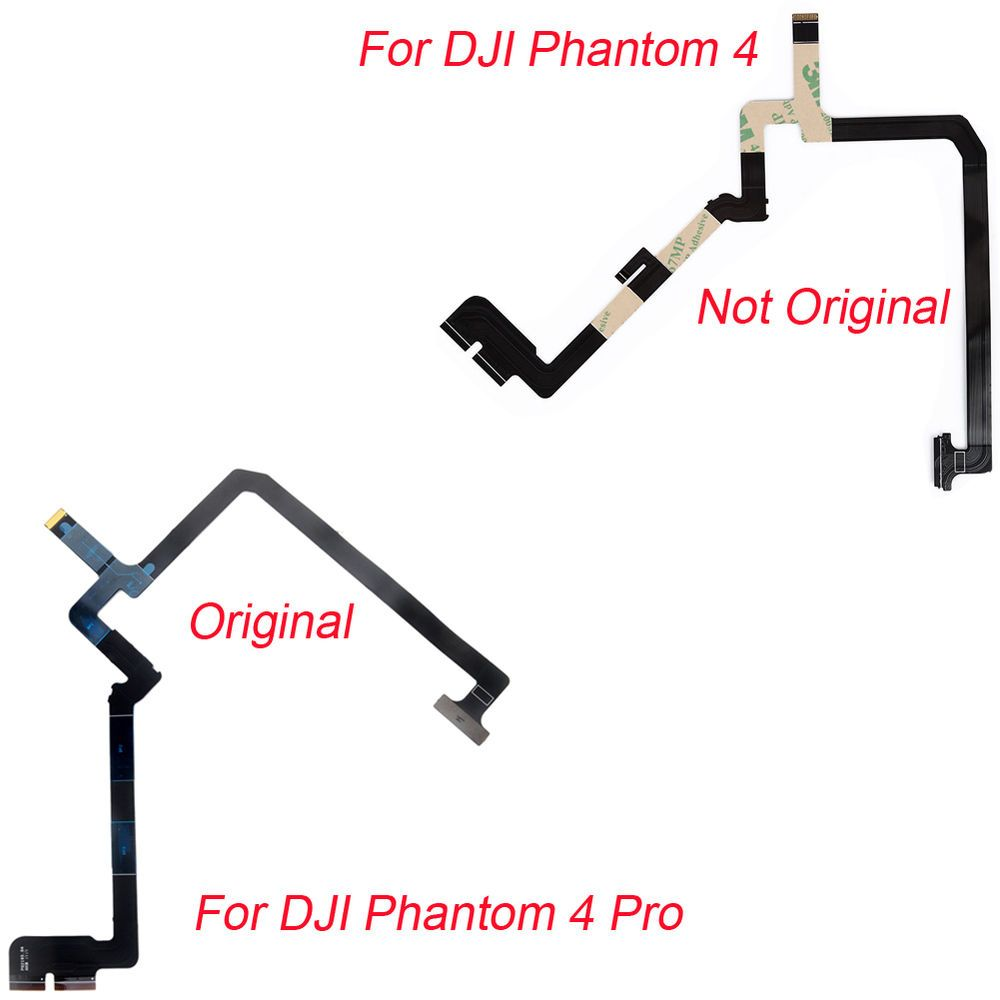 Original Flexible Gimbal Flat Ribbon Flex Cable Part for DJI Phantom ...