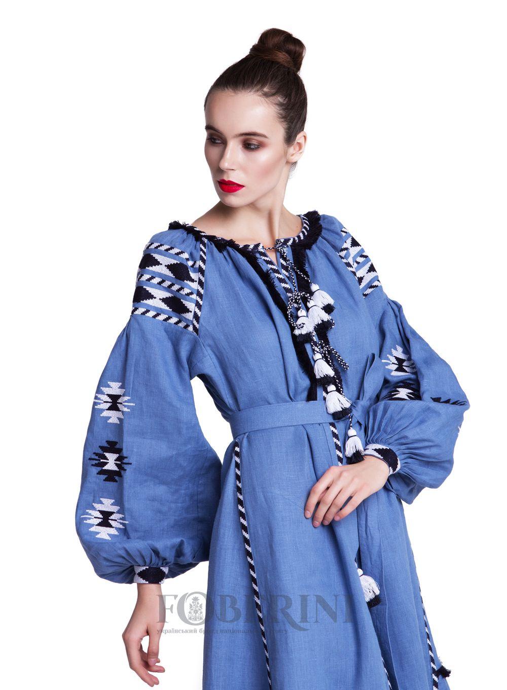 Сукня-вишиванка «Дана  3314a53c7f3a8