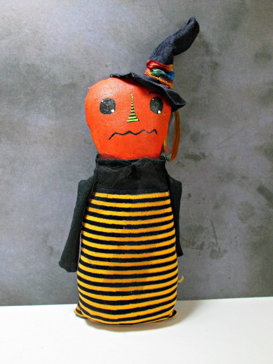 Pin by Susan Connolly on Halloween Textile doll