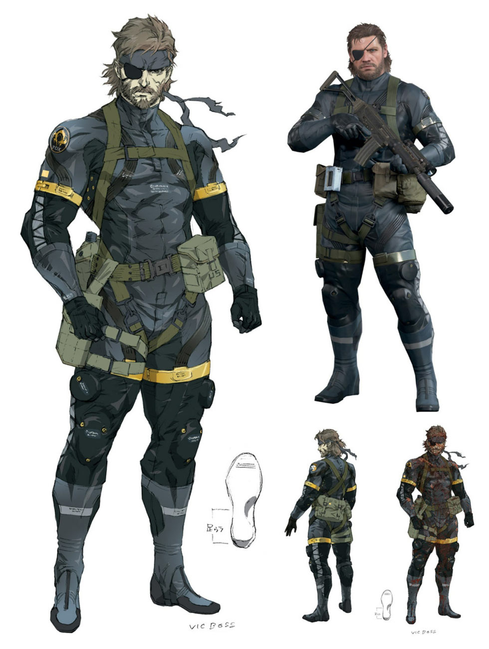 Snake Concept Art Metal Gear Solid V Art Gallery In 2020 Snake Metal Gear Metal Gear Solid Metal Gear