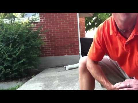 Separating a garden hose from a stuck spray nozzle - YouTube : garden hose nozzle stuck - www.happyfamilyinstitute.com