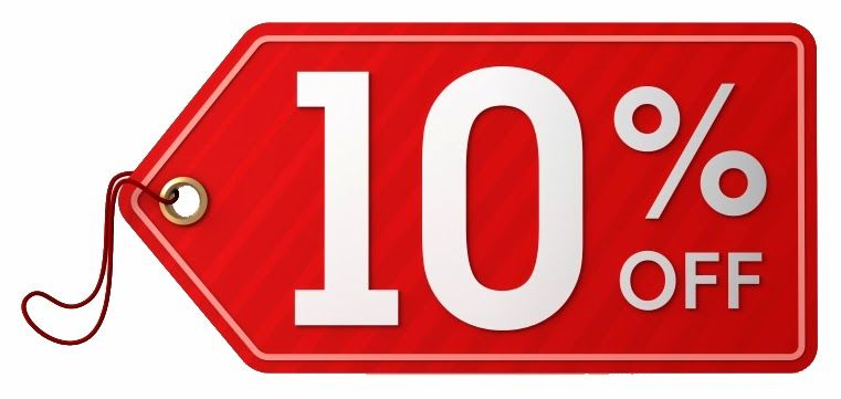 Image result for 10% Coupon Code