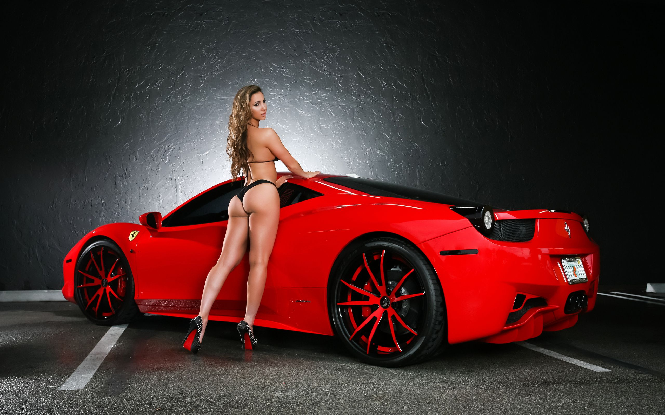 Hd girls nude naked cars you