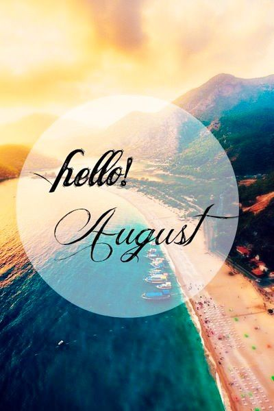 Charming Immagine Di August, Summer, And Hello