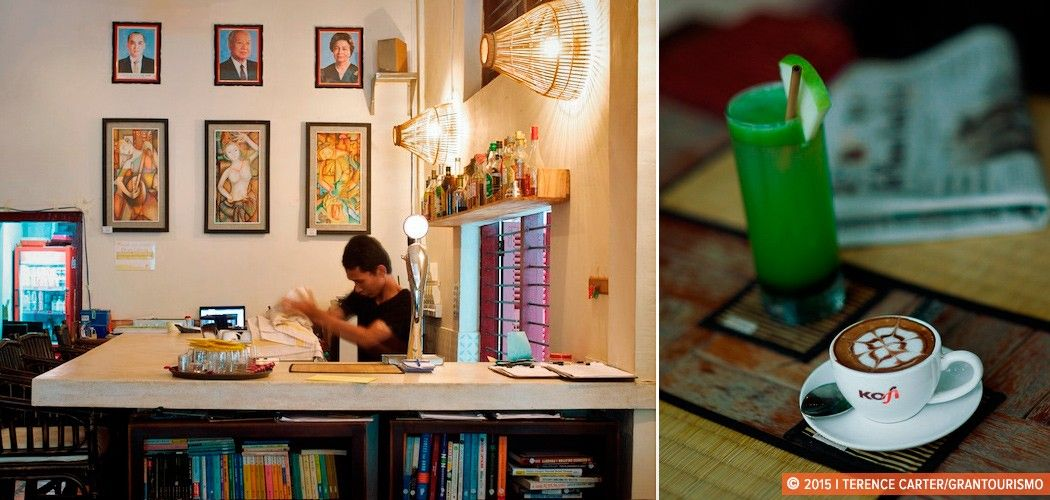 The Best Cafes in Siem Reap, Cambodia - our Comprehensive Guide to the best Coffee Sipping Spots.