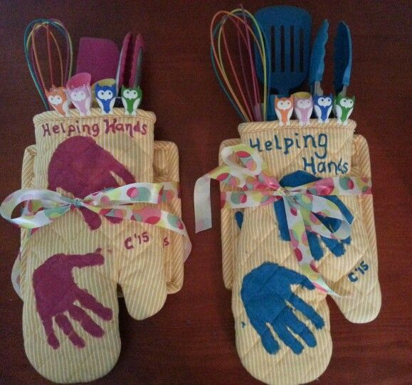 Helping Hands Oven Mitts | Mother's Day | Pinterest ...