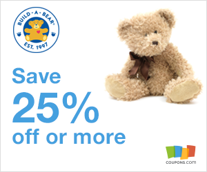 50 Off Build A Bear Coupons Promo Codes 2015 Build A Bear Birthday Build A Bear Build A Bear Coupons
