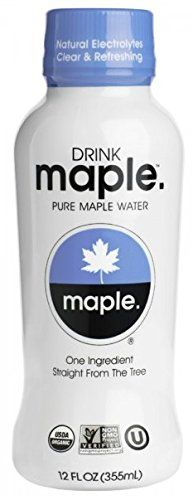 Drink Maple Pure Water (12 Oz) *** For more information, visit image link.