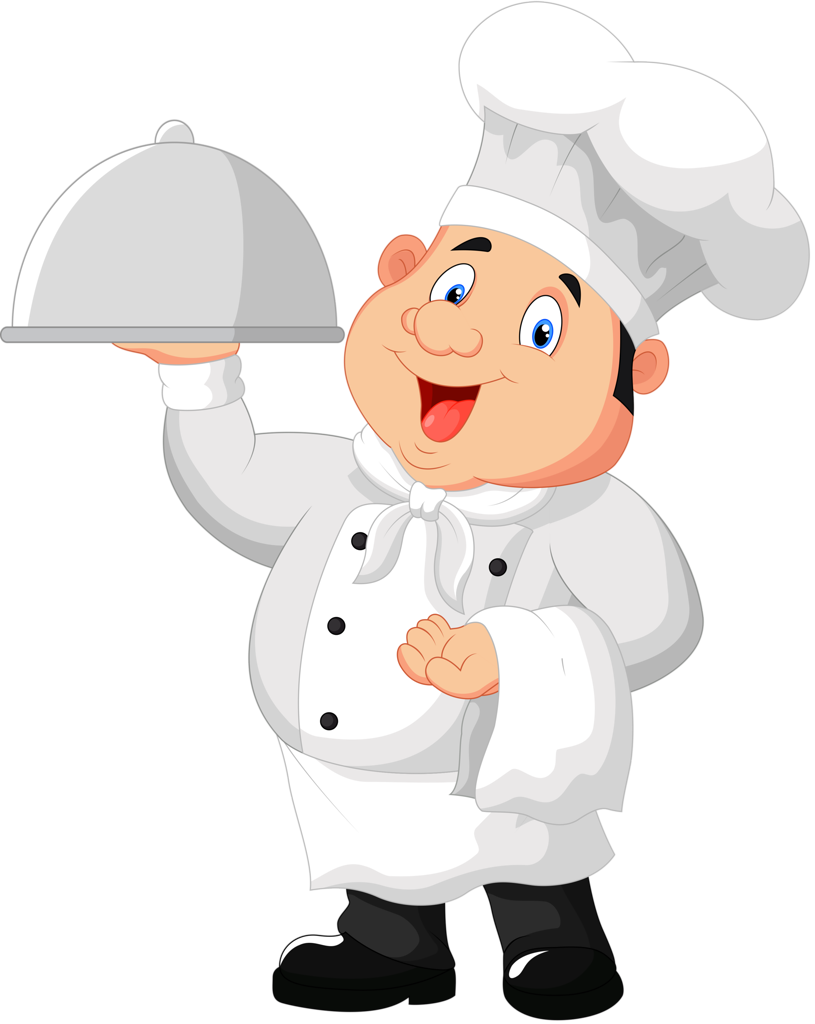 1 8 png clip art clipart images and for Cuisinier png