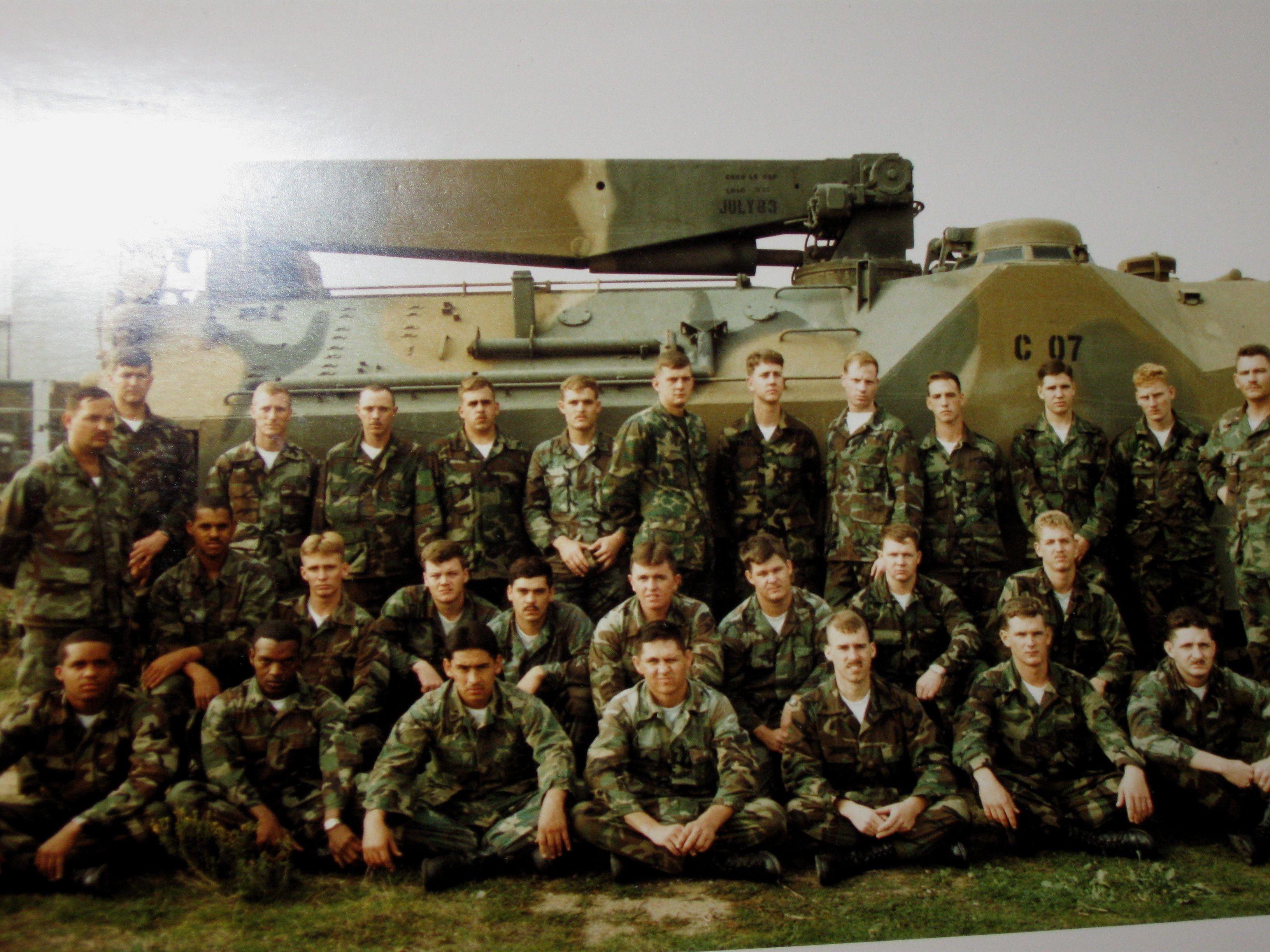 Charlie Company Maintenance Plt 3rd Aav Bn 1st Marine Division