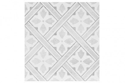 Laura Ashley Mr Jones Dove Grey Wall & Floor Tiles 33x33cm