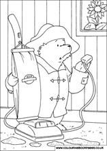 Paddington Bear Colouring Pages Bear Coloring Pages Coloring
