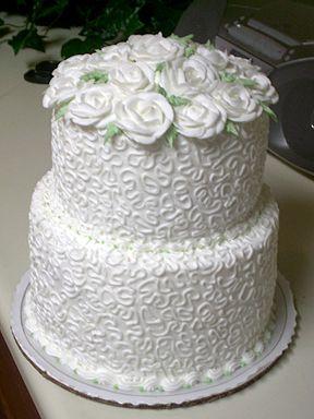 Wedding Cake Cornelli Lace Technique Designs Cakes